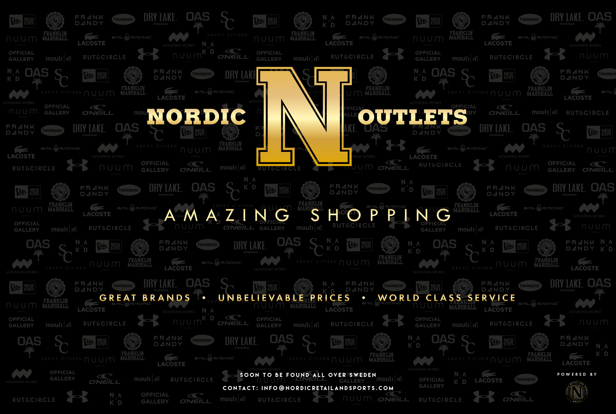 Nordic Outlet - Amazing shopping